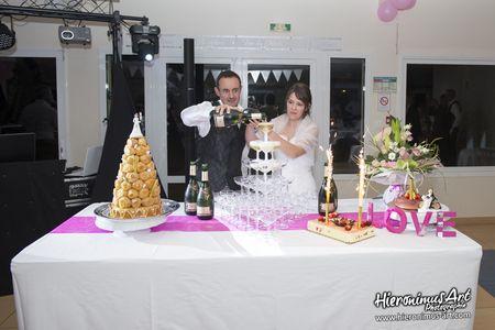photographe mariage finistere fontaine de champagne - Photographe Mariage Finistere