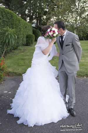 mariage les maries pont aven 54 - Photographe Mariage Finistere